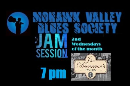 THE MV BLUES SOCIETY OPEN JAMS NOW AT THE JOHN DEVEREUX TAVERN!
